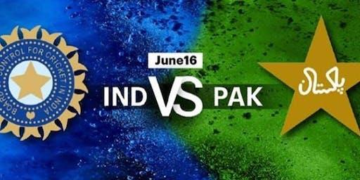 Pakistan Vs India Cricket World Cup Match