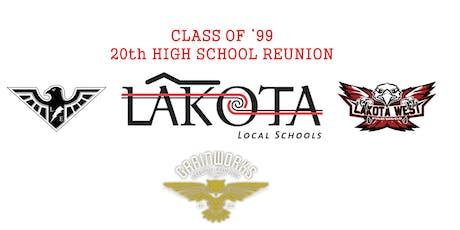 Lakota Class of '99 Reunion tickets