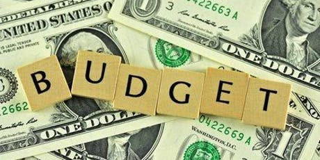 Budgeting the Biblical Way tickets