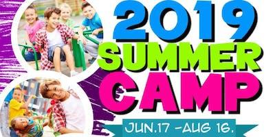 Discover Camp Garland - Summer Camp