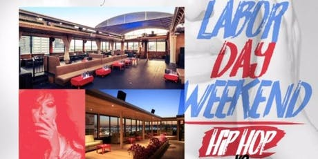 Labor Day Weekend Hip Hop vs Reggae Day Party @ Hudson Terrace tickets