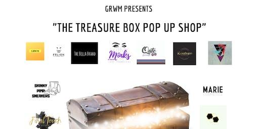 The Treasure Box Pop Up Shop