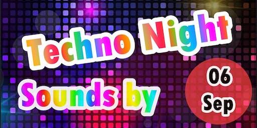 Techno & Goa Night #4