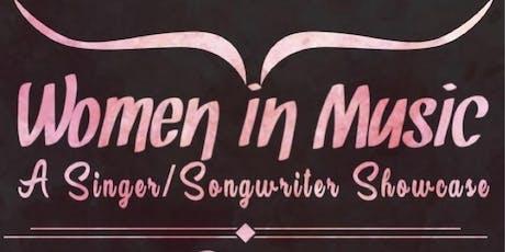 Women in Music: A Singer/Songwriter Showcase, Vol. 10! tickets