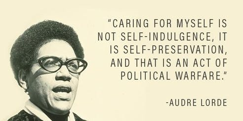 Self Care For Women of Color