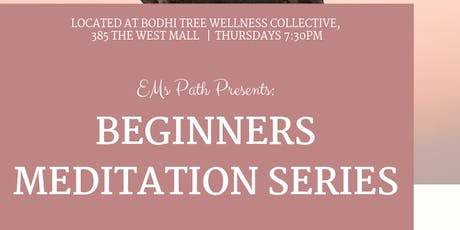 Beginner Meditation Series tickets