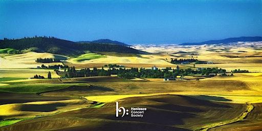 Henleaze Concert Society: Prairies and Pastures