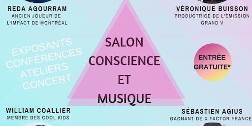 Salon Conscience et Musique
