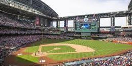 Fall Social and Network Event - Arizona Diamondbacks vs San Diego Padres tickets