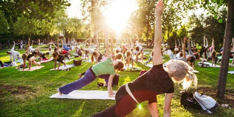 Outdoor Vinyasa Yoga tickets