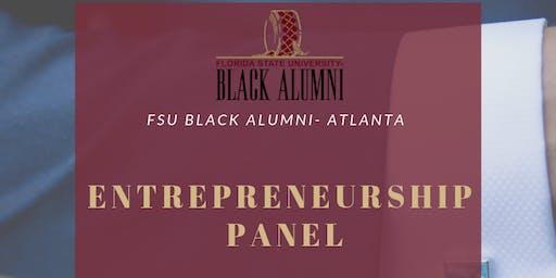 FSUBA Atlanta- Entrepreneurship Panel