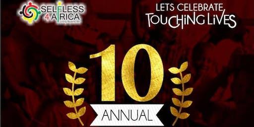 10th Annual Selfless 4 Africa Benefit Dinner