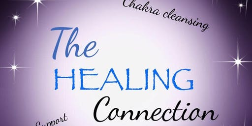 """Touch of Light - Healing Connection"" Night - Reiki Share, Healing/Support @ The Mystics Touch"