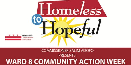 Homeless to Hopeful tickets