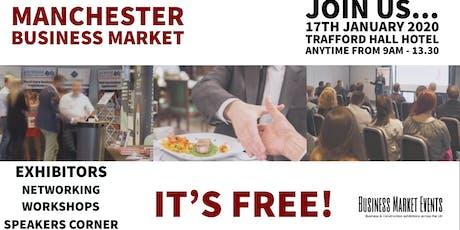 Manchester Business Market tickets