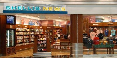 Shellis News (Atlanta Airport) Hiring - June 20, 2019 (Retail Sales Associates, up to $10.50 per hour)