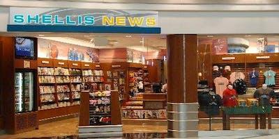 Shellis News (Atlanta Airport) Hiring - June 20, 2019 (Retail Sales Associates, up to $10.50 per hour)