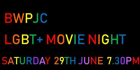 Pride Movie Night @ BWPJC tickets