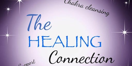 """""""Touch of Light - Healing Connection"""" Night - Reiki Share, Healing/Support @ The Mystics Touch"""