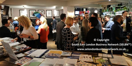 South East London Business Network's Autumn 2019 Event tickets