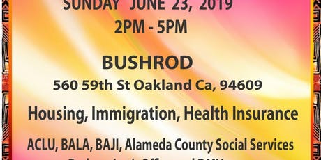 GCEA 3rd Annual Immigrant Know Your Rights Forum tickets