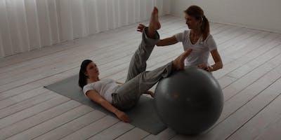 """Pilates Workshop """"Kraft für Rücken, Bauch und Becken"""""""