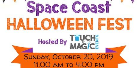 Space Coast Halloween Fest tickets