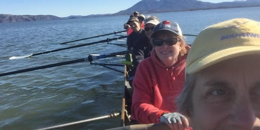 Adult and High School Learn to Row