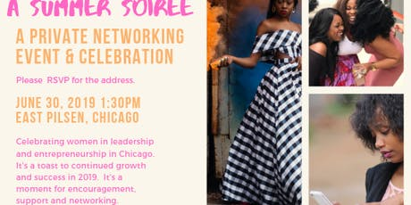 Ladies In Leadership Chicago Summer Celebration & Networking Social tickets