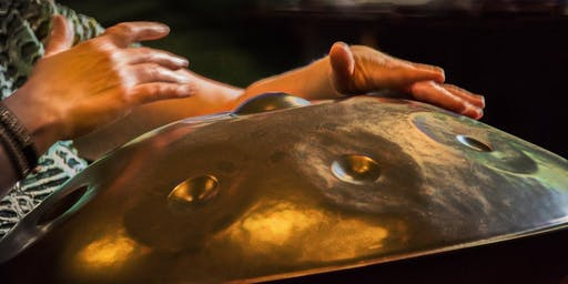 Intimate Handpan (Hang) concert