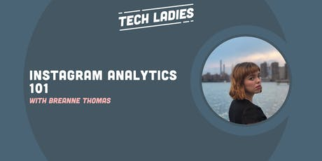 *WEBINAR* Instagram Analytics 101 tickets