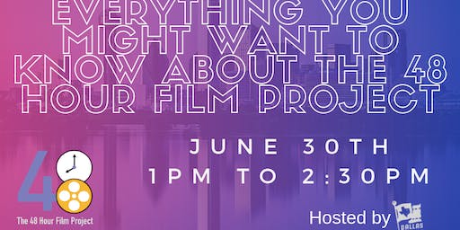 Everything you might want to know about the 48 Hour Film Project