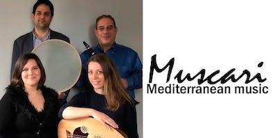Muscari - Mediterranean Music Cafe Aman Style
