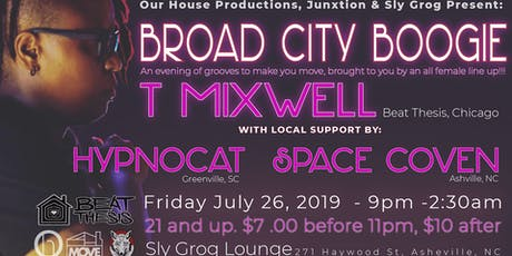 Broad City Boogie tickets