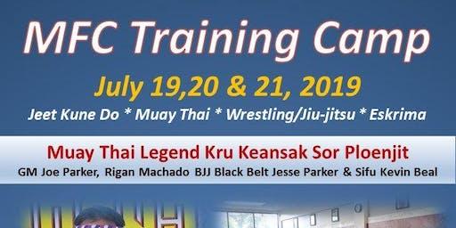 MFC Training Camp