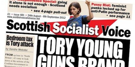 Socialist Solutions to Climate Change | Scottish Socialist Voice Forum tickets