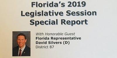 FSHCC & Latin Quarter of WPB Invites You: Florida's 2019 Legislative Session Special Report
