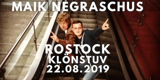 Maik Negraschus - Aufbruch Tour 2019 - Rostock