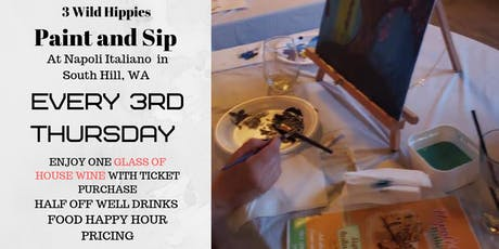 Ladies Night Thursday - Paint and Sip  tickets