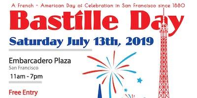 Bastille Day Festival 2019