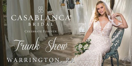 Plus Size Wedding Dress Trunk Show tickets