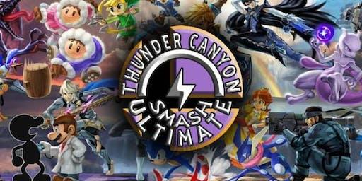 Smash at Thunder Canyon #4