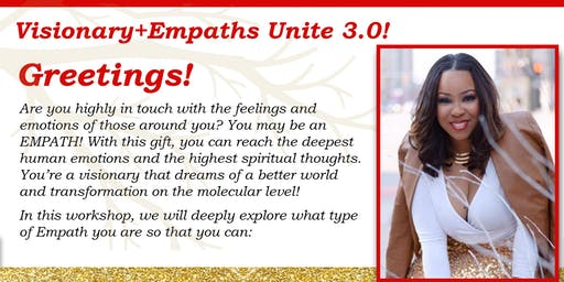 Visionary+Empaths 3.0