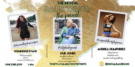 Social Bauses PresentsBaus Tawk: The Panel tickets