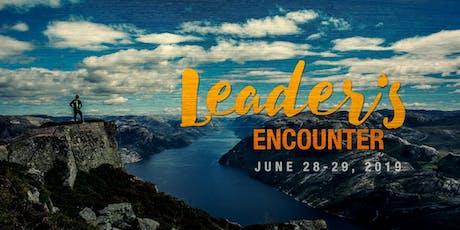 Leaders Encounter 2019 tickets