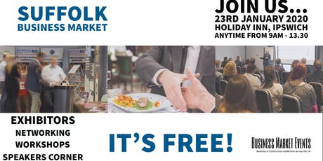 SUFFOLK BUSINESS MARKET tickets