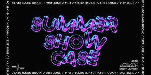 Human Error: Summer Showcase at 39/40