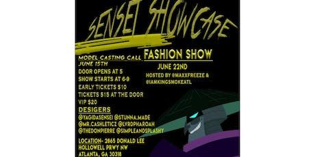Sensei Showcase tickets