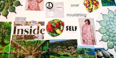 Create your life with a Vision Board tickets