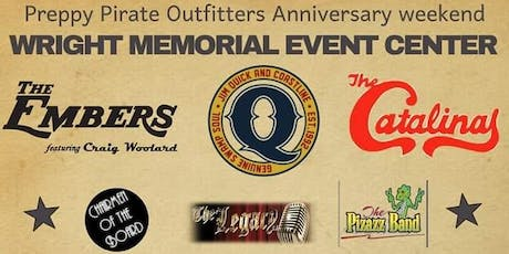 Beach Bash 3rd Anniversary Preppy Pirate Outfitters tickets
